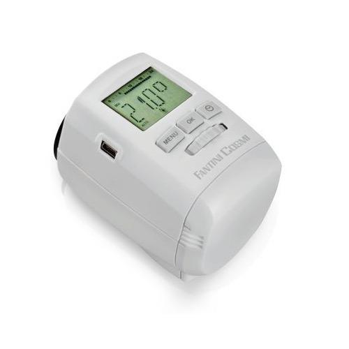 Testina termostatica fantini cosmi programmabile 062c for Testina termostatica