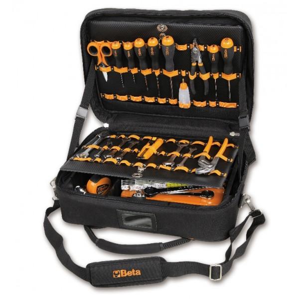 554b7332b9 Borsa portautensili Beta Tools C7 vuota tessuto tecnico tasche porta