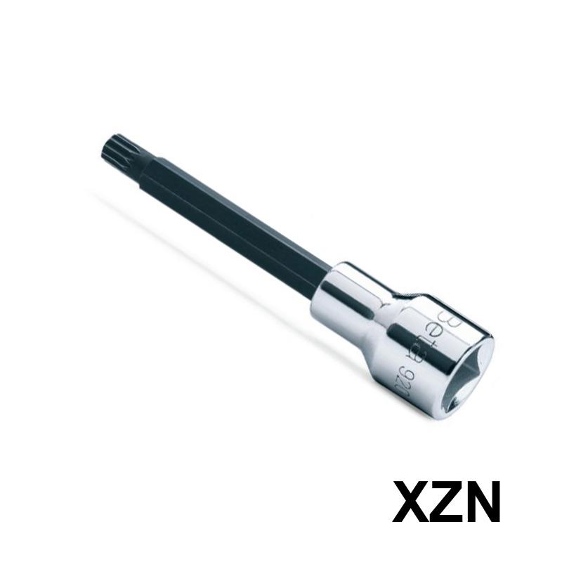 """Bussole profilo XZN maschio lunghe attacco 1//2/"""" Beta 920 XZN-L M6 M8 M10 M12 M14"""