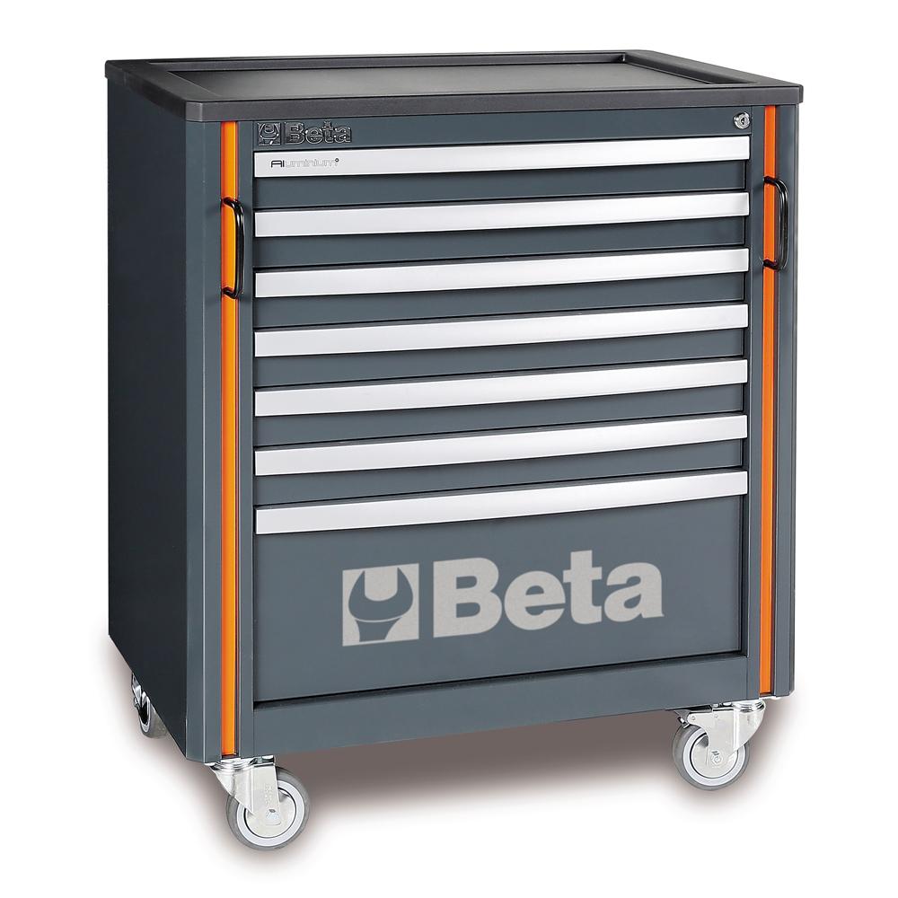 Vendita Cassettiere Per Officina.Cassettiera Mobile 7 Cassetti Beta Rs C55c7 Recing Line Arredo Officina