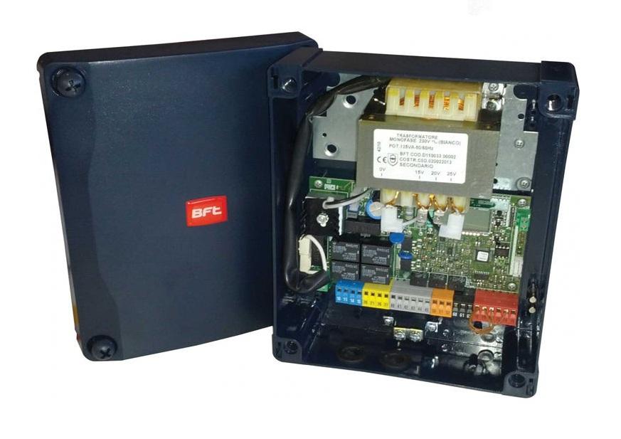 centrale per automazione battente bft thalia d113745 00002