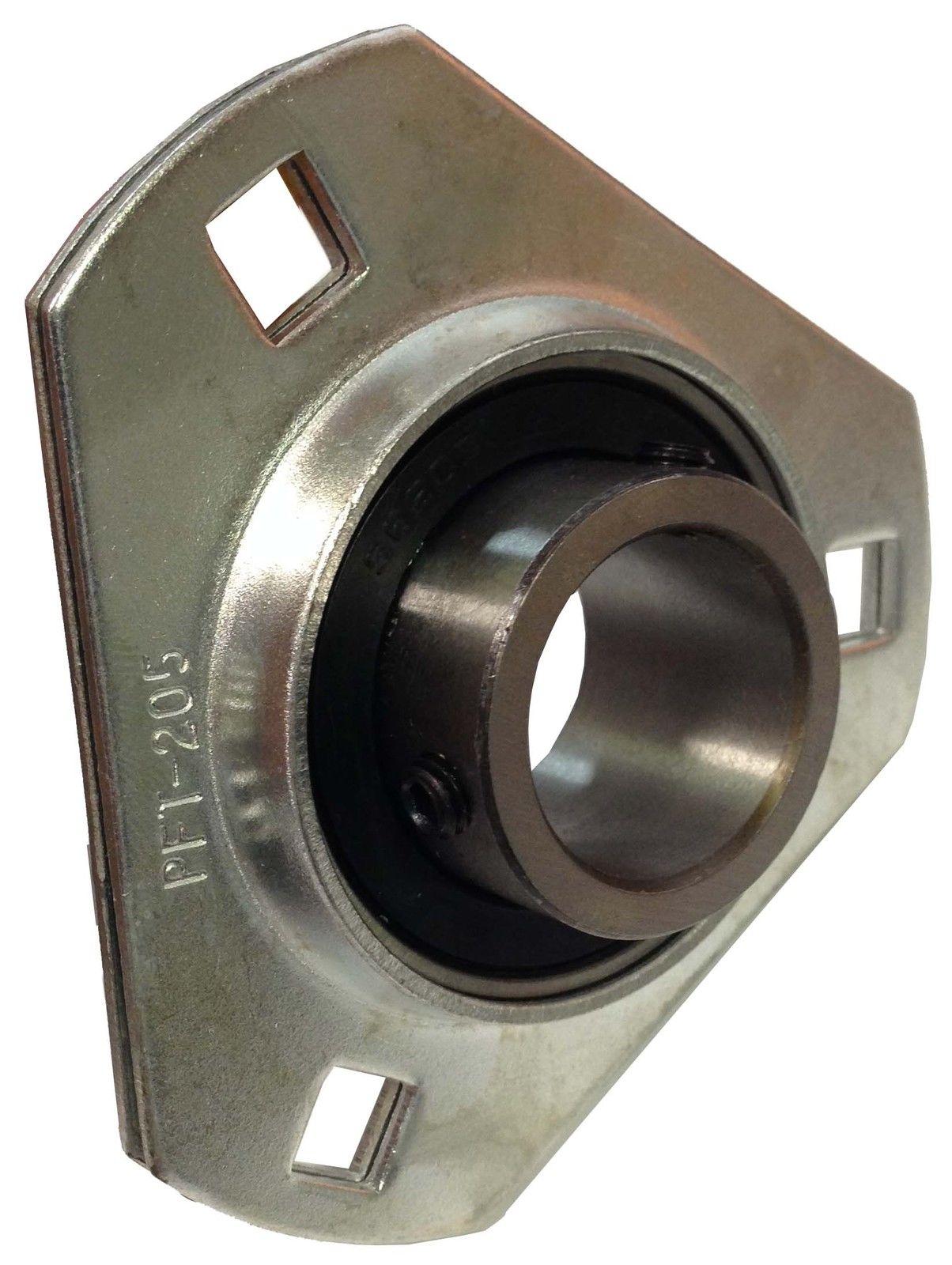 Flangia in acciaio per cuscinetto mobile adattante 25mm - Riparazione finestre vasistas ...