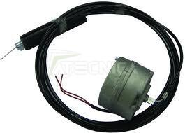 aprimatic 43364//050 elettrofreno per motore serranda con cavo e maniglia di sblo