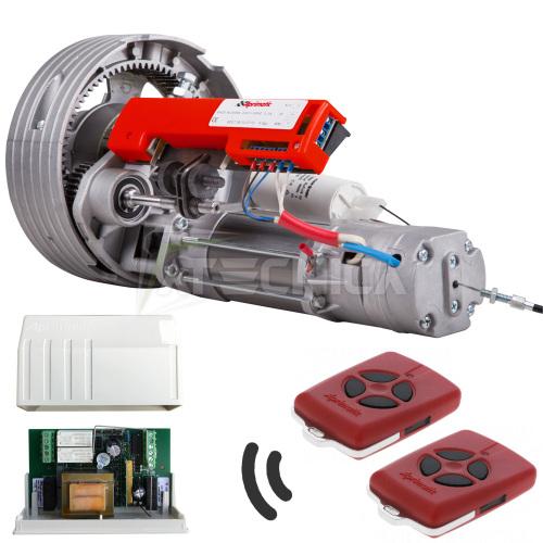 Ferramenta Fai da te Motore per serranda APRIMATIC RO-MATIC 180 EB portamolla 200/60 con elettrofreno 180 Kg