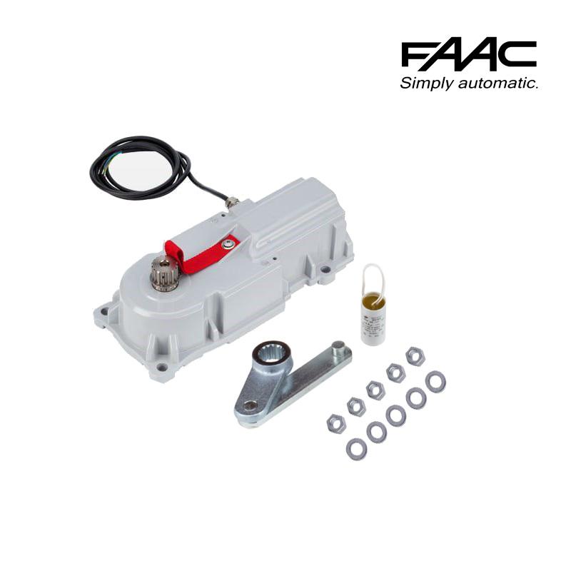 Motori Per Cancelli A Due Ante Faac.Motore Battente Interrato 230v Originale Faac 770n 10675201 3 5 M