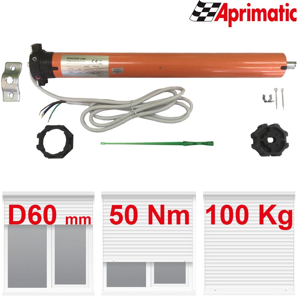 Ante A Tapparella dettagli su motore per tapparella elettrica 50nm 100kg aprimatic shadow  43303/001 + accessor