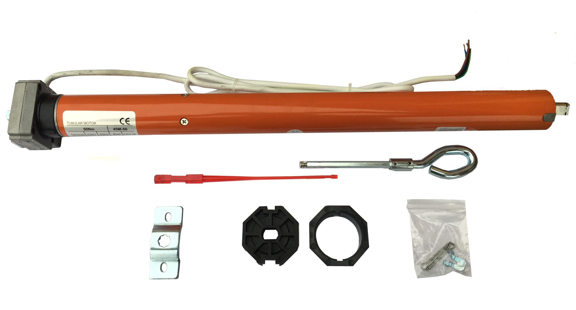 Motorizzare Tende Da Sole.Motore Per Tende Da Sole T50m 100kg 50 Nm Per Tapparelle Con Manovra