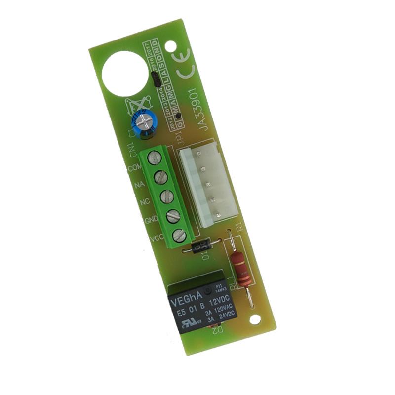 Card Interface Faac Genius Ja33901 Fuse Fast Molex Receivers 5 Pin