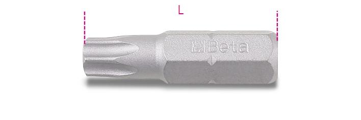 INSERTI BETA 861TX 1//4  27 TORX SA0861440